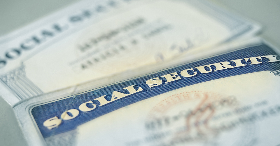 Burch & Rodgers Attorneys Social Security Card